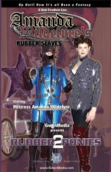 AMANDA WILDFYRE'S RUBBER PONIES 2 format MP4