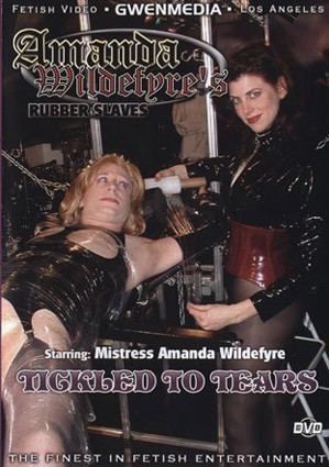 AMANDA WILDFYRE'S TICKLED TO TEARS format MP4