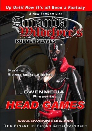 AMANDA WILDEFYRE'S HEAD GAMES