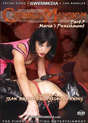 CRIMSON MANSION 3 - MARIA'S PUNISHMENT