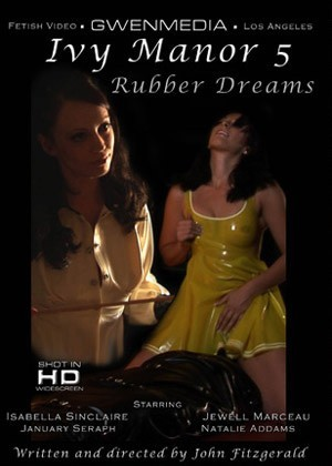 IVY MANOR 5 - RUBBER DREAMS