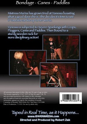 SESSIONS 10 - MISTRESS MARINA AND VANESSA JAMES