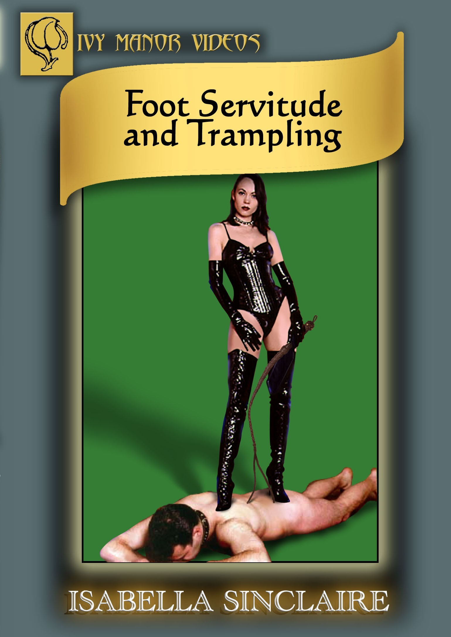 FOOT SERVITUDE AND TRAMPLING format MP4